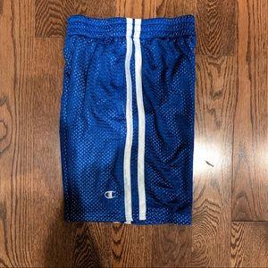 {Champion} Mesh Shorts, S